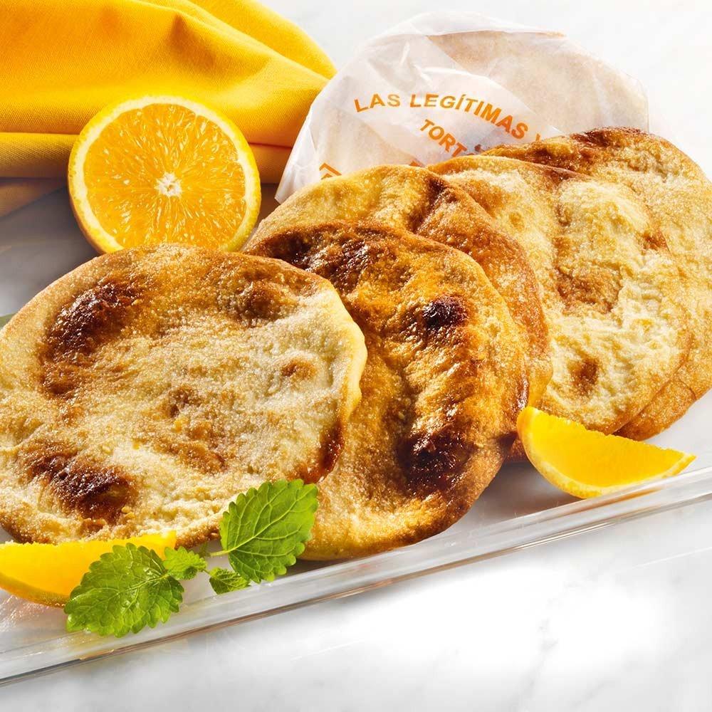 Tortas Ines Rosales Orange
