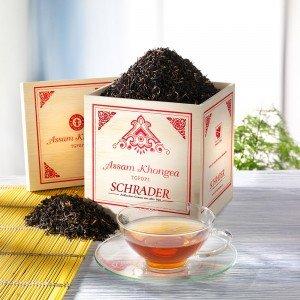 Schwarzer Tee Assam Khongea TGFOP1