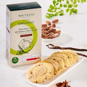 Duchy Originals Shortbread Schokolade Vanille Bio