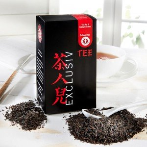 Tee Nr. 8 Schwarzer Tee Frühstückstee