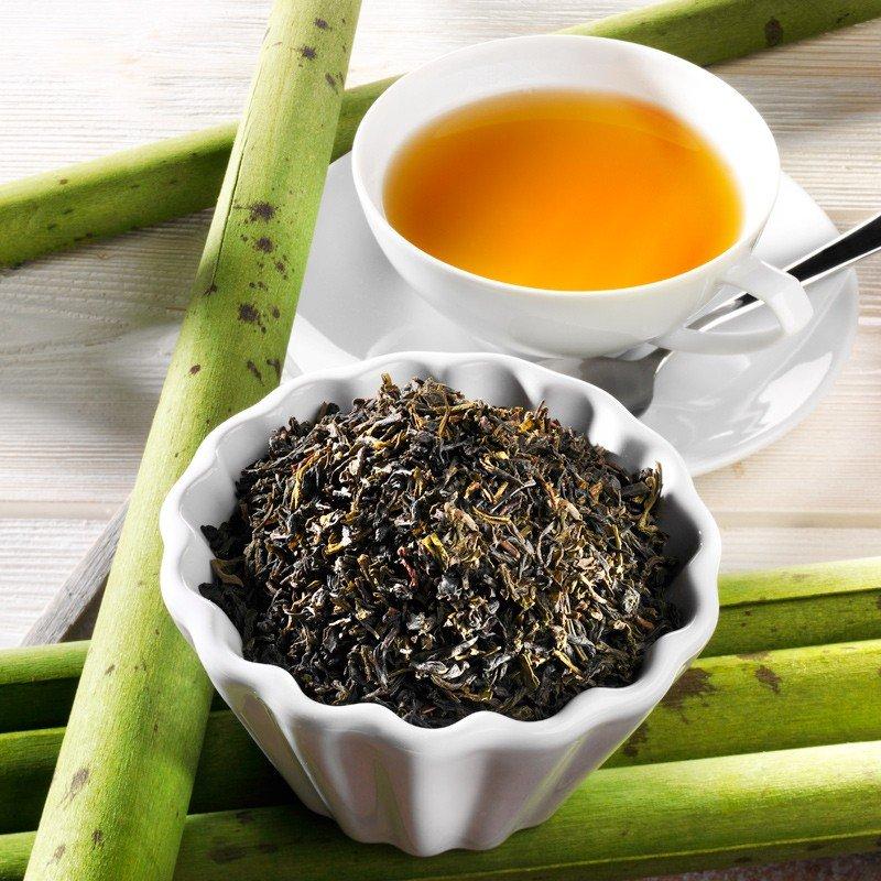 Grüner Tee Darjeeling Dooteriah FTGFOP1