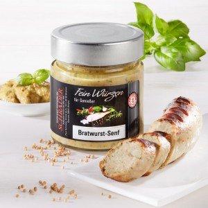 Bratwurst-Senf