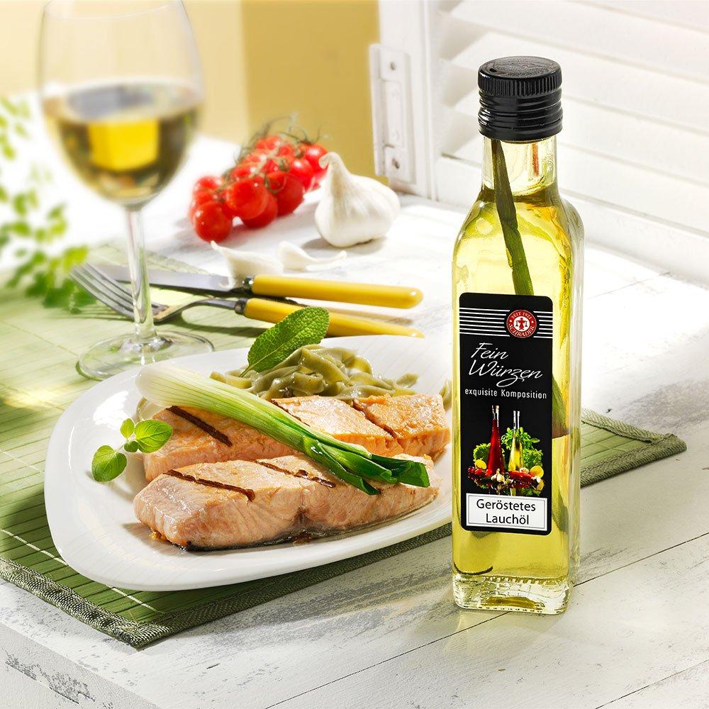 Pesto, vinaigrette, syrup & marinades