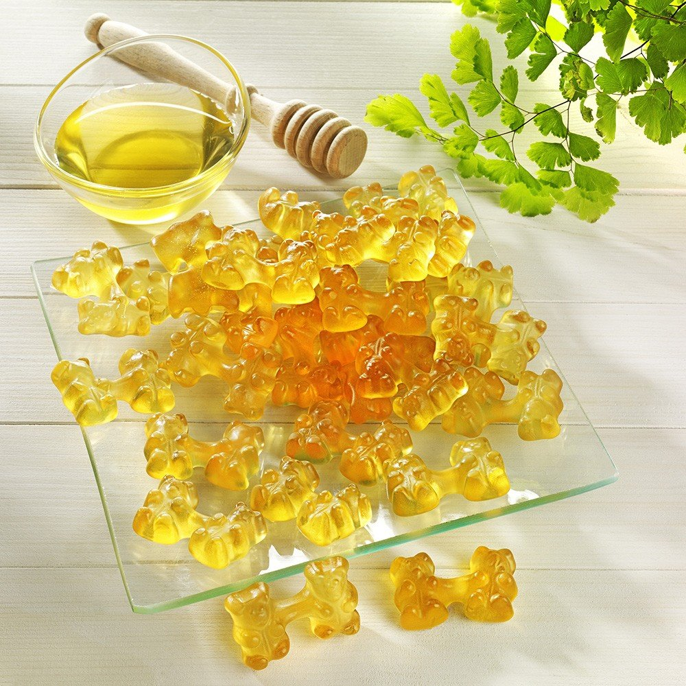 Fruchtgummi Honig Zwillinge 2er-Set