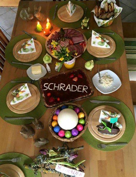 OSTERTISCH-SCHRADER-TORTE