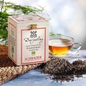 Schwarzer Tee Darjeeling Second Flush Risheehat FTGFOP1 Bio