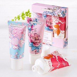 Heathcote & Ivory Hand- und Nagel-Cremes Pinks & Pear Blossom 3er-Set