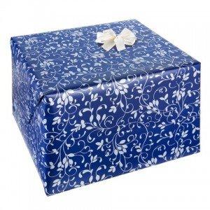 Geschenkverpackung Ornamente