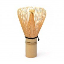 Matcha bamboo brush from Japan