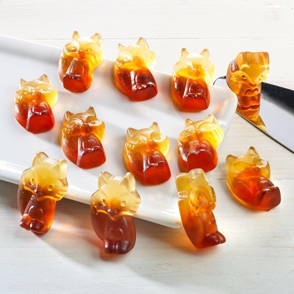 Fruchtgummi Freche Füchse 2er-Set