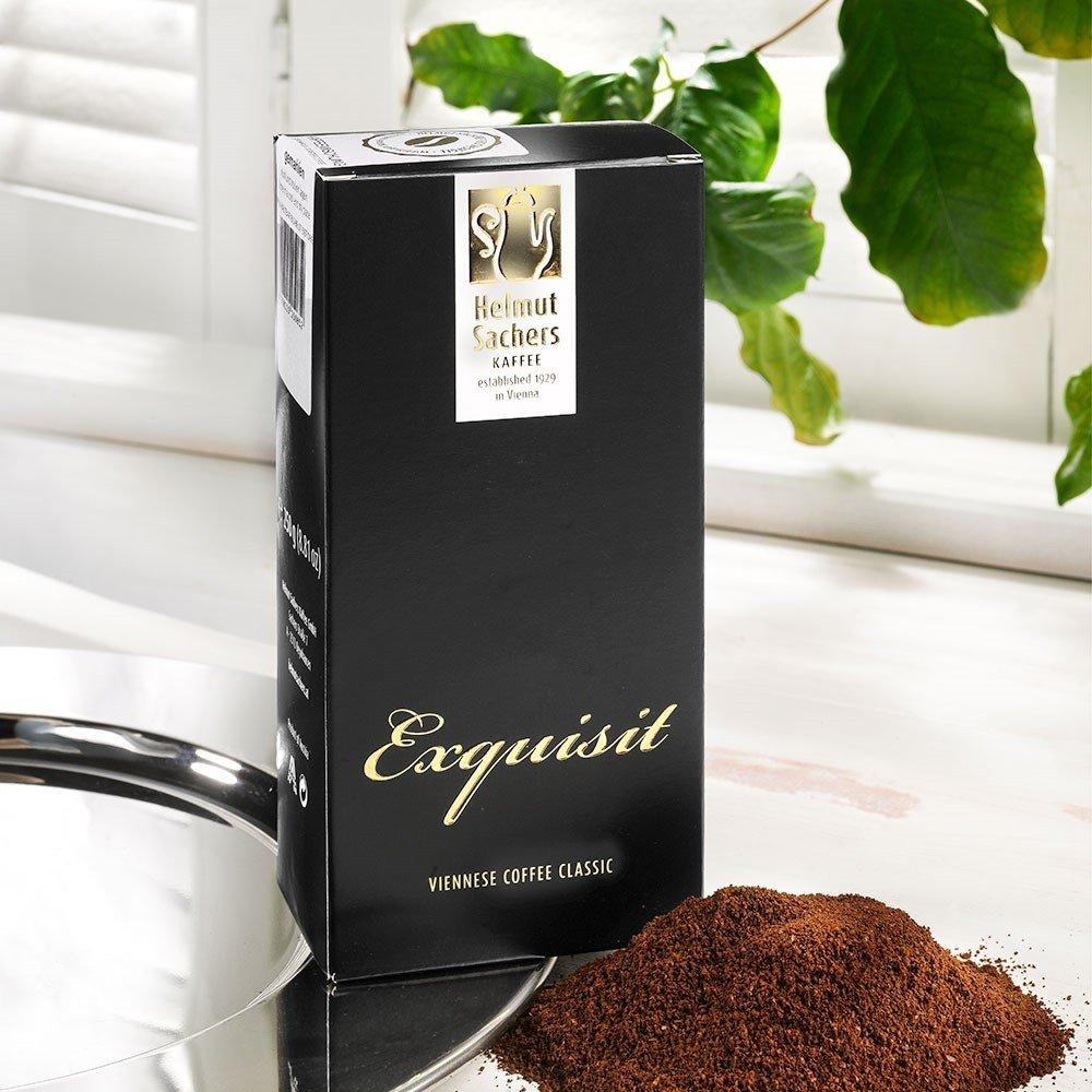Helmut Sachers Kaffee Exquisit