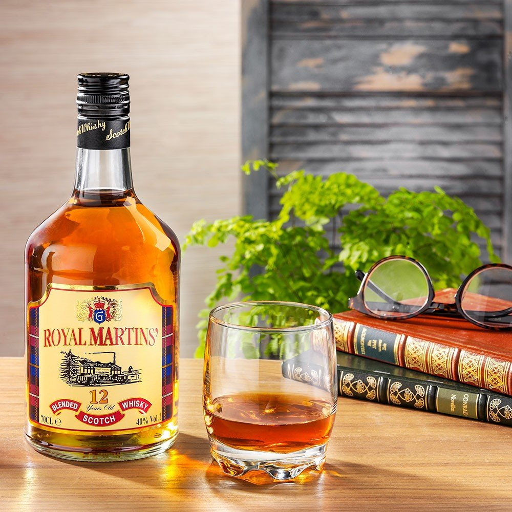 Whisky Royal Martins 12 Jahre