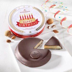 Niederegger Marzipantorte Happy Birthday