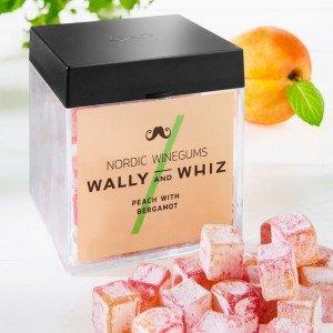 Wally and Whiz Fruchtgummi Pfirsich mit Bergamotte