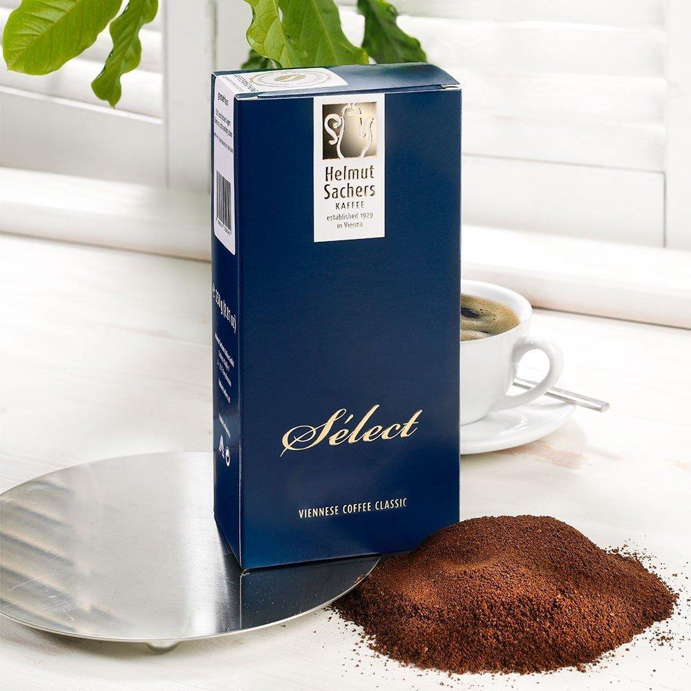 Helmut Sachers Kaffee Select