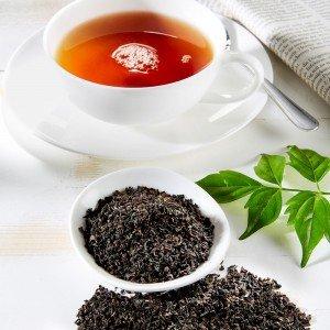 Tee Nr. 23 Schwarzer Tee Ostfriesentee mit Goldspitzen
