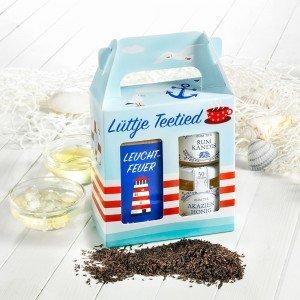 Rauf Tee Lüttje Teetied 3er-Set