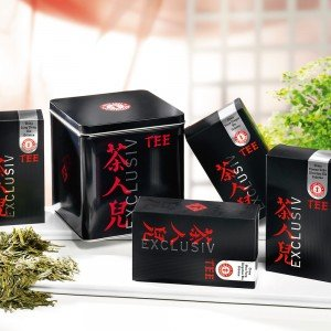 Grüner Tee China-Sortiment Bio