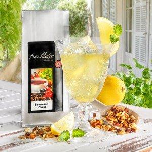 Früchtetee Buttermilch-Zitrone