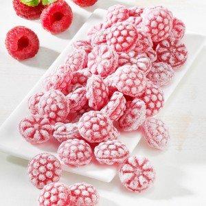 Himbeer-Bonbons 2er-Set