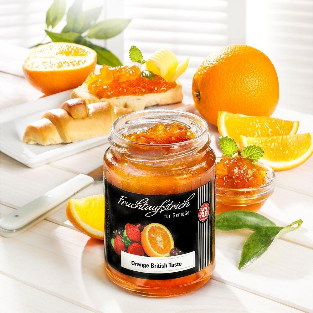 Orangenmarmelade British Taste