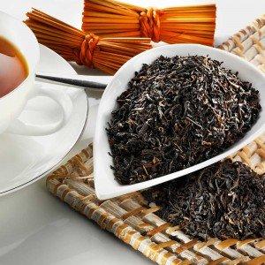 Schwarzer Tee Darjeeling Second Flush Steinthal FTGFOP1 Bio
