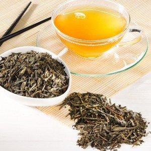 Rauf Tee Grüner Tee Bio Japan Bancha