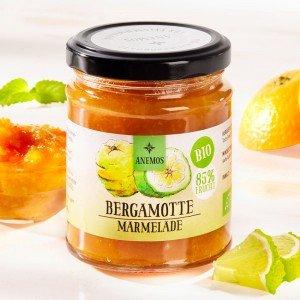 Anemos Bergamotte-Marmelade Bio