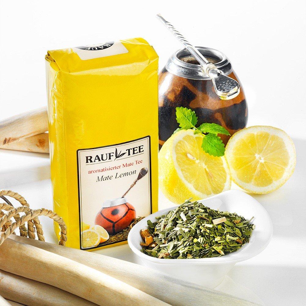 Rauf Tee Mate Tee Lemon