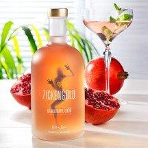 "Pomegranate liqueur ""Zickengold"""