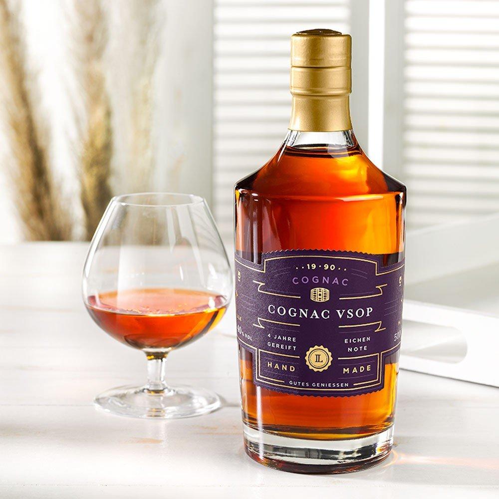 Laux Cognac 1990 VSOP