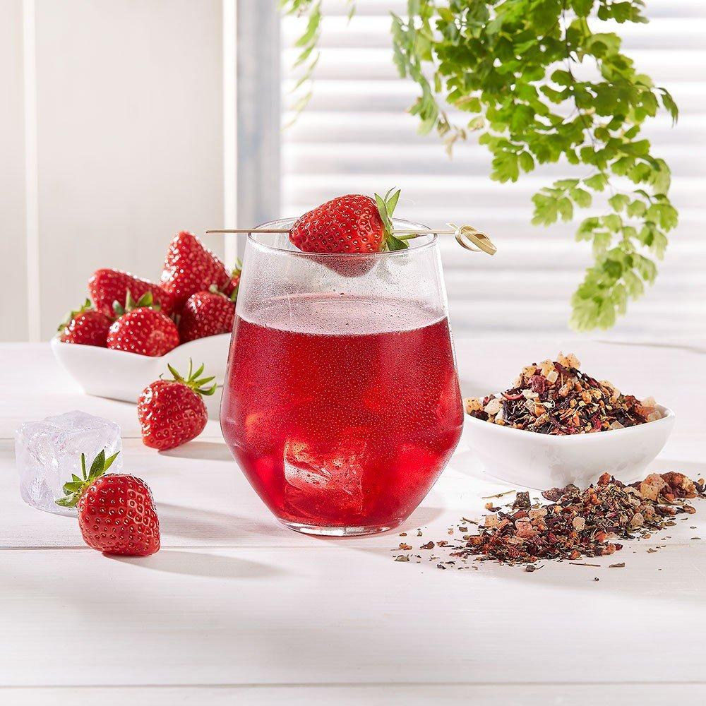 Kaltaufguss Erdbeere