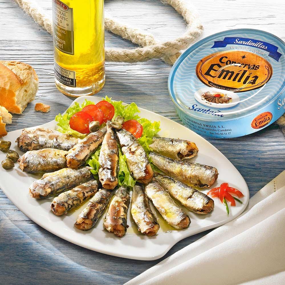 Fish & caviar