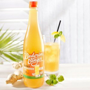 Buderim Ginger Ingwer Refresher