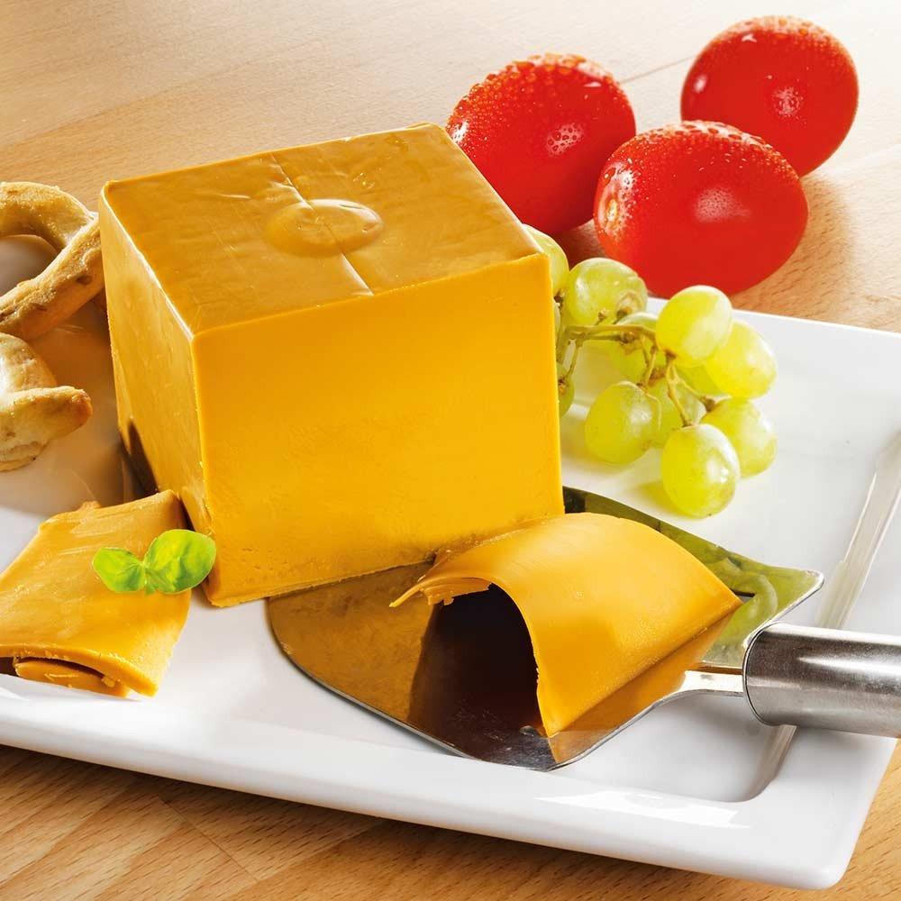 Käse Gudbrandsdalen, im Stück