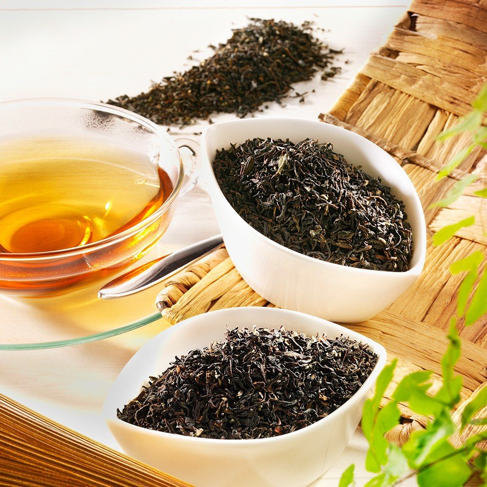 Schwarzer Tee Darjeeling Imperial Bio
