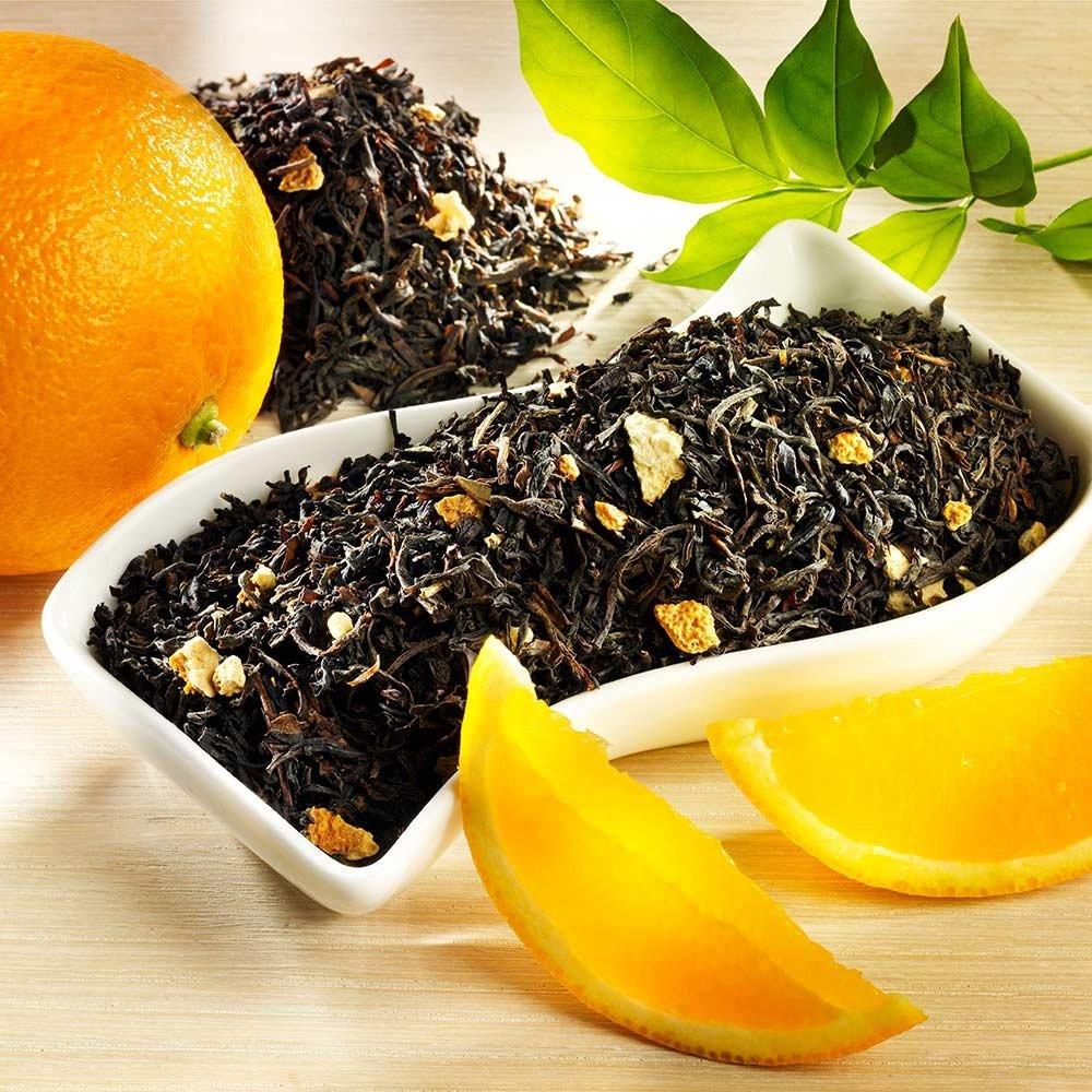 Tee No. 32 Schwarzer Tee Orange Tea
