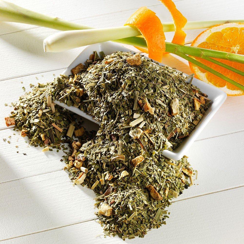 Grüner Mate Tee Lemon natürlich