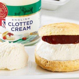 Rahm Clotted Cream