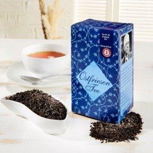 Tee Nr. 29 Schwarzer Tee Ostfriesland Greetsiel Bio