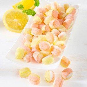 Orange-Zitrone-Bonbons mit Solesalz 2er-Set