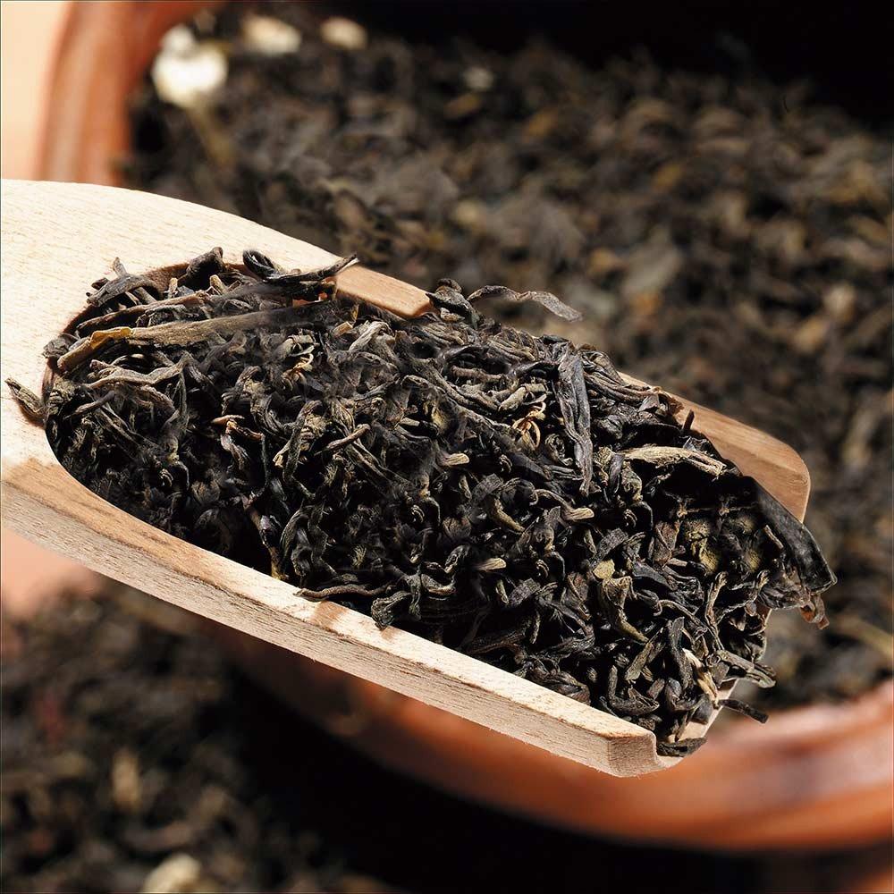 Grüner Tee China-Mandarin, aromatisiert