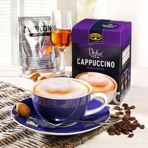 Krüger Cappuccino Amaretto