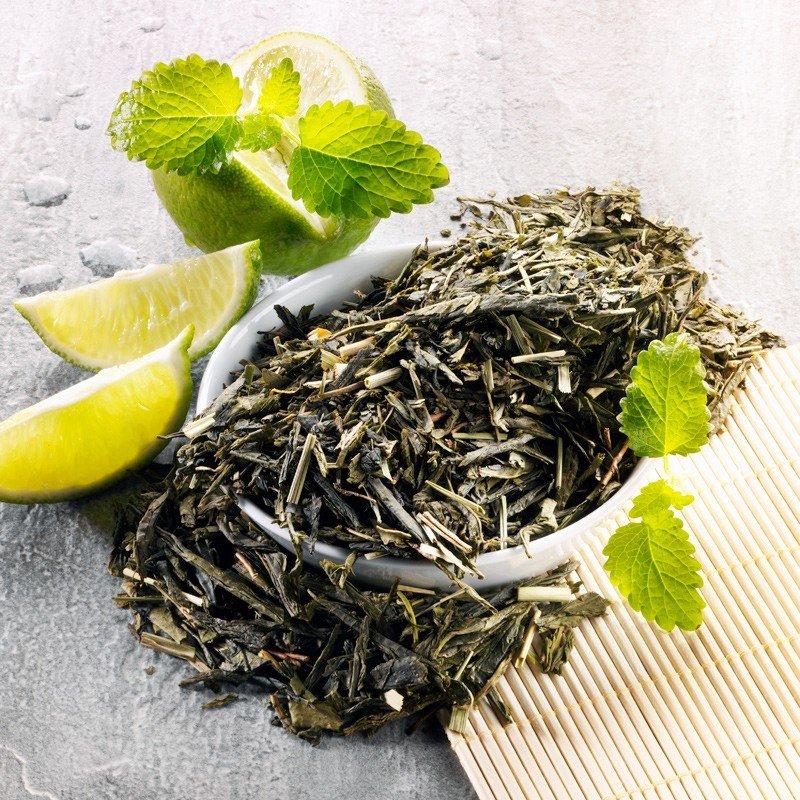 Grüner Tee Lemon Bio