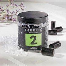 Lakrids No. 2 Salt Liquorice