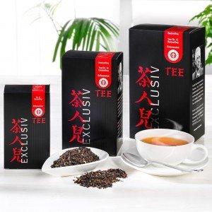 Tee Nr. 12 Schwarzer Tee Darjeeling Flowery Orange Pekoe Bio