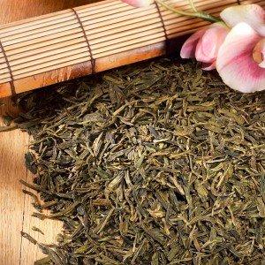 Grüner Tee China Lung Ching Bio - Die Drachenquelle