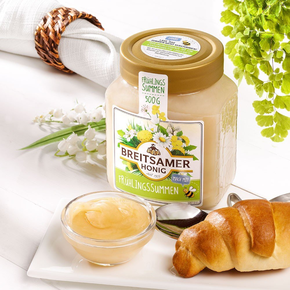 Honig Frühlingssummen