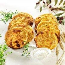 Tortas Ines Rosales with Sesame and Sea Salt