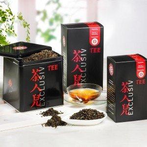 Tee Nr. 6 Schwarzer Tee Darjeeling Orange Pekoe Bio